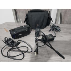 Filmadora Sony Fdr-ax33 4k Ultra Hd Preto