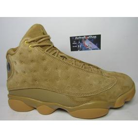 Jordan 13 Wheat Edition En Caja (28 Mex) Astroboyshop