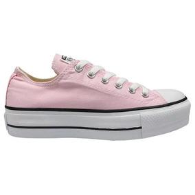 51d880bfca868 Zapatillas Converse Mujer - Zapatillas Converse de Mujer Rosa en ...