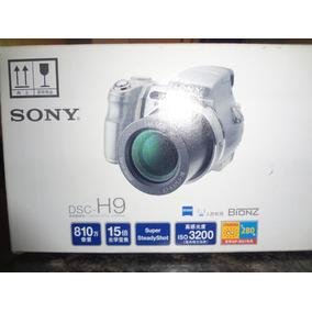 Camara Fotografica Sony Cyber-shot Dsc-h9
