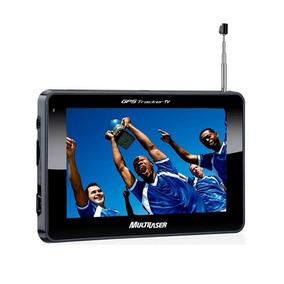 Gps Tela 4,3 - Tv Digital - Gp034 - Multilaser