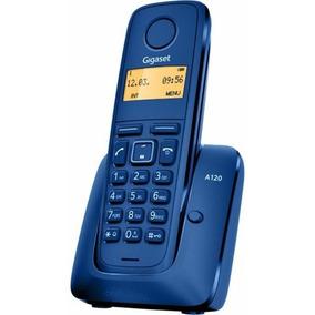 Teléfono Inalámbrico Gigaset A120 Azul Tienda Oficial