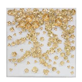 Cuadro Decorativo Color Dorado Xm 056 Bm Home