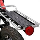 Soporte Bici Porta Equipaje Porta Paquete Bicicleta Aluminio