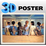 Poster 3d Pink Floyd Back Catalogue