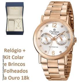 aa85d346721 Relogio Champion Passion Rose - Relógio Champion Feminino em Bahia ...