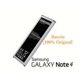 Bateria Original De Note 4 Usada 280