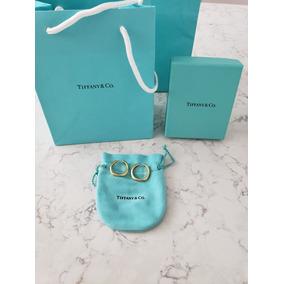 Aretes Tiffany & Co Oro Arracadas Original Tiffany Tous Oro