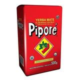 Abarrotes Te Yerba Mate Con Palo Pipore 500 Gr.