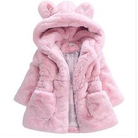 Chamarra Minnie Mouse Abrigo Saco Ropa Bebé Niña Osito Oso