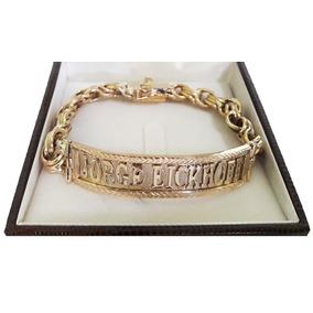 a484dd61d4f Pulseira Em Ouro 35 Gramas - Pulseiras e Braceletes de Ouro no ...