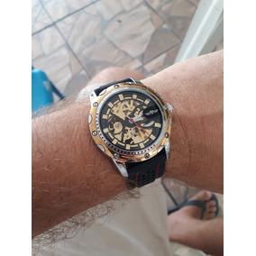 c0e92448f96 Relogio Automatico Esqueletos Baratos - Relógios no Mercado Livre Brasil