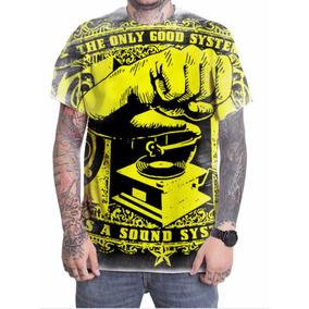 99f7d4f65c4c9 Sound System Reggae Camiseta Personalizada - Camisetas e Blusas no ...