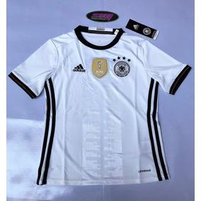 Playera adidas De Alemania Para Niño