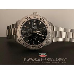 18c9ed535c7 Relogio Tag Heuer Aquaracer Calibre 16 Ref. Cap2110 Completo