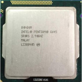 Processador Cpu Intel G645 2.9 Ghz Soquet 1155