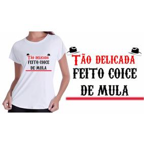 Camisa Country Feminina Barretos - Camisetas e Blusas no Mercado ... 496133b5696