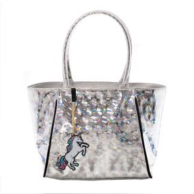 bff74c73bca Bolsas Unicornio Para Dama Mujer Bolsos Marca Jennyfer 8906