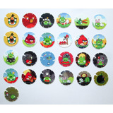 Tazos Angry Birds Invasion / Space