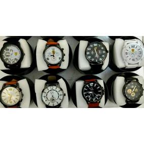 Kit 10 Relógios De Pulso Masculinos Sport