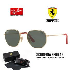 Rayban Hexagonal 54 - Óculos De Sol Ray-Ban no Mercado Livre Brasil 57f23e389b