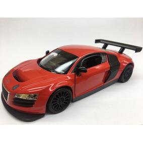 Miniatura Audi R8 Lms Vermelho