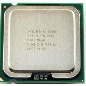 Proc. Dual Core E5800 3.2gb/2m/800 775- Frete Barato