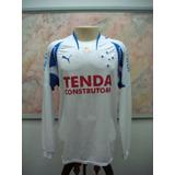 Camisa Puma Cruzeiro Lycra Dourada - Camisas de Times de Futebol no ... c27c4ffe60b6b