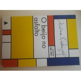 Livro O Beijo No Asfalto Escrito Por Nelson Rodrigues