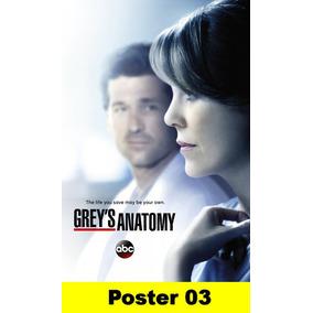 Poster Cartaz Grey