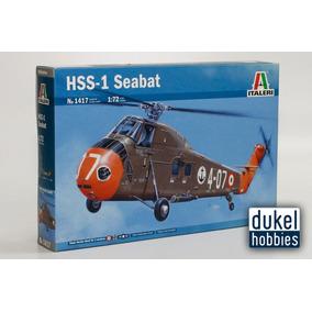 Italeri 1/72 Sikorsky Hss-1 Seabat (1417) Dukel Hobbies
