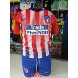 Camiseta Atletico Madrid Niños en Mercado Libre Colombia 479e0fc724df5