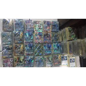 Lote Pokemon 75 Cartas + 1 Gx/ex