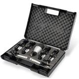 Kit Samson 8 Micrófonos Para Batería