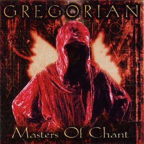 Gregorian Masters Of Chant Cd Nacional En Impecable Estado