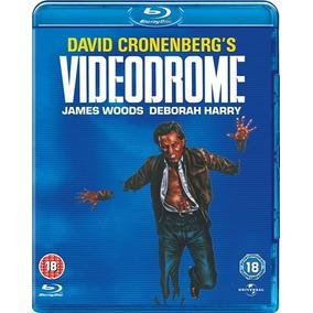 Blu-ray Videodrome Legendas Em Português Lacrado