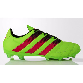 Botines Adidas Ace - Botines Adidas para Adulto Verde en Mercado ... c537a3932447b