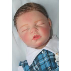 Bebe Reborn Menino Arthur Corpo De Pano