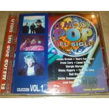 Cd Original Nuevo Lo Mejor Del Pop Del Siglo Clasicos 10.500