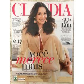 Revista Claudia Carolina Ferraz Nº 657 Ano 2016