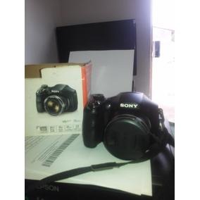 Câmera Digital Dsc-h300 20.1 Mega Pixels 35x