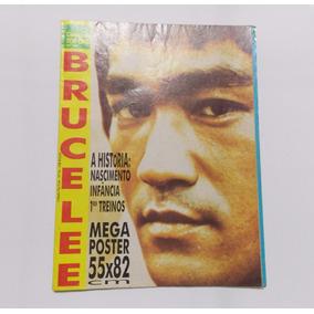 Bruce Lee Revista Poster - Top Cine - Para Colecionador