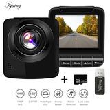 Dash Cam Fhd 1080p 60fps Super Night Vision Car Camera Dvr 2