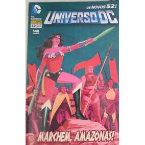 Quadrinho Novos 52 Universo Dc Edição 32 A 40 Coleção