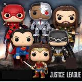 Funko Pop Justice League Colección