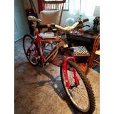 Bicicleta Raleigh 5.5 Mojave