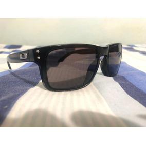 9437e3a298073 Warm Grey Oculos De Sol Oakley Holbrook Matte Black - Óculos no ...