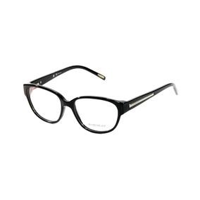 1d195ae68f467 Armação Óculos Givenchy Feminino Lançamento - Óculos Preto no ...