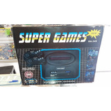 Consola De Juegos , Super Games Ga-349