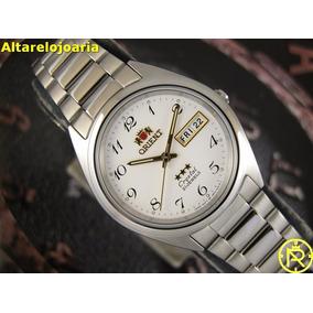 dcb98074a61 Orient Automático Duplo Calendário No Estojo Com Manual - Relógios ...
